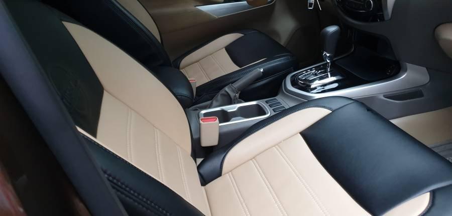 Chính chủ cần bán Nissan Navara Premium EL đời 2019, màu nâu (14)