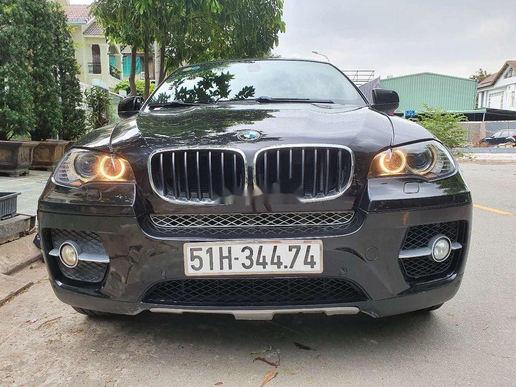 Cần bán xe BMW X6 2008, màu đen, nhập khẩu nguyên chiếc  (4)