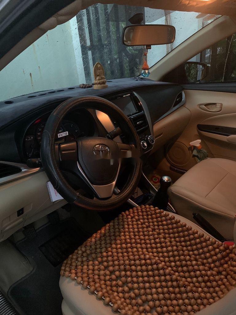 Bán xe Toyota Vios năm sản xuất 2019, màu xám, giá tốt (2)