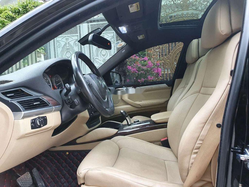 Cần bán xe BMW X6 2008, màu đen, nhập khẩu nguyên chiếc  (8)