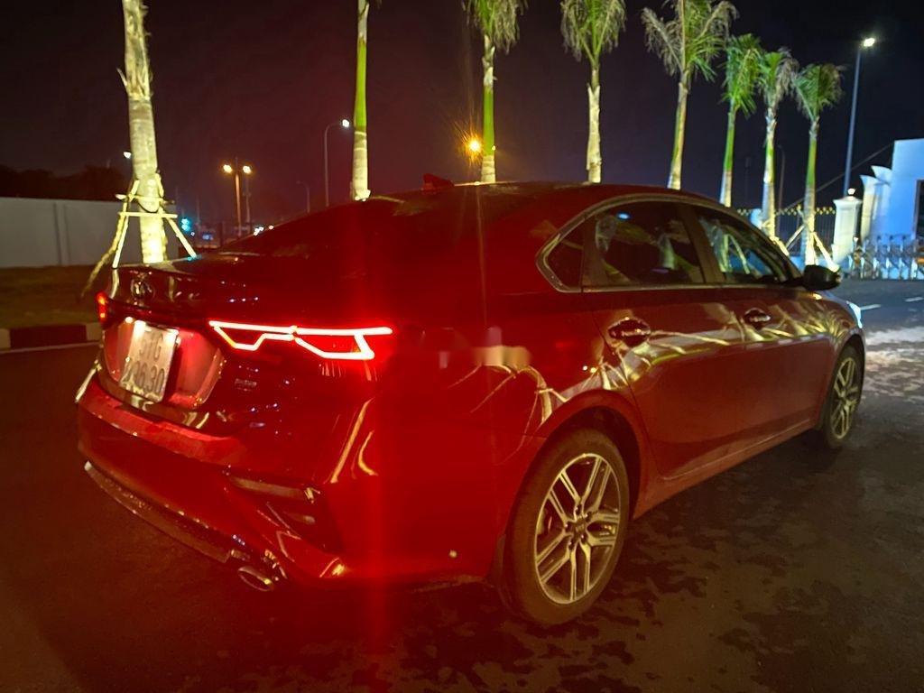 Bán xe Kia Cerato đời 2019, màu đỏ còn mới giá cạnh tranh (2)