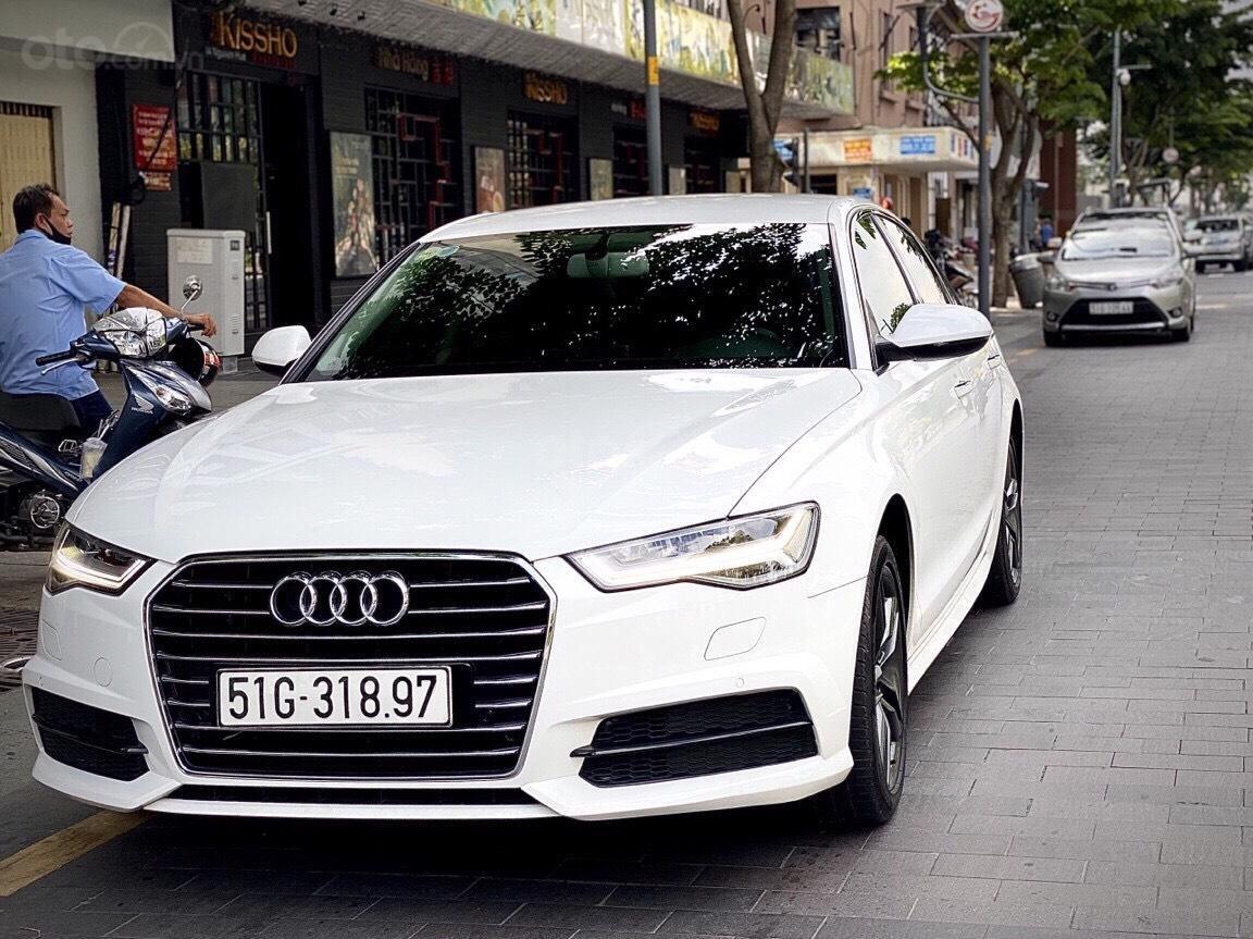 Audi A6 1.8 TFSI 2016 - giá bán 1 tỷ 530 triệu (1)
