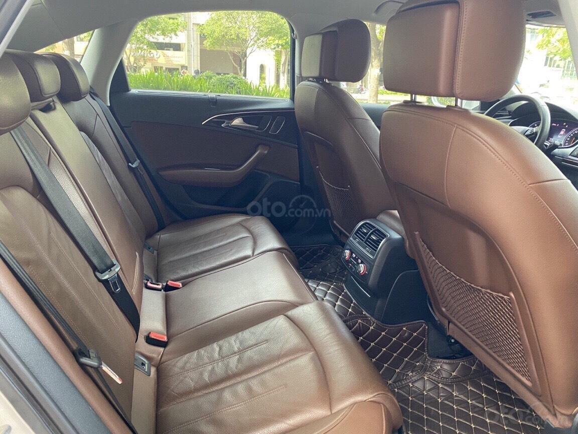 Audi A6 1.8 TFSI 2016 - giá bán 1 tỷ 530 triệu (4)