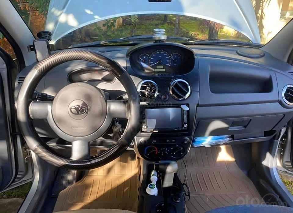 Cần bán Daewoo Matiz đời 2009, màu bạc, xe nhập còn mới  (3)