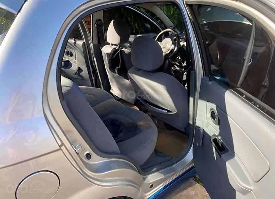 Cần bán Daewoo Matiz đời 2009, màu bạc, xe nhập còn mới  (4)