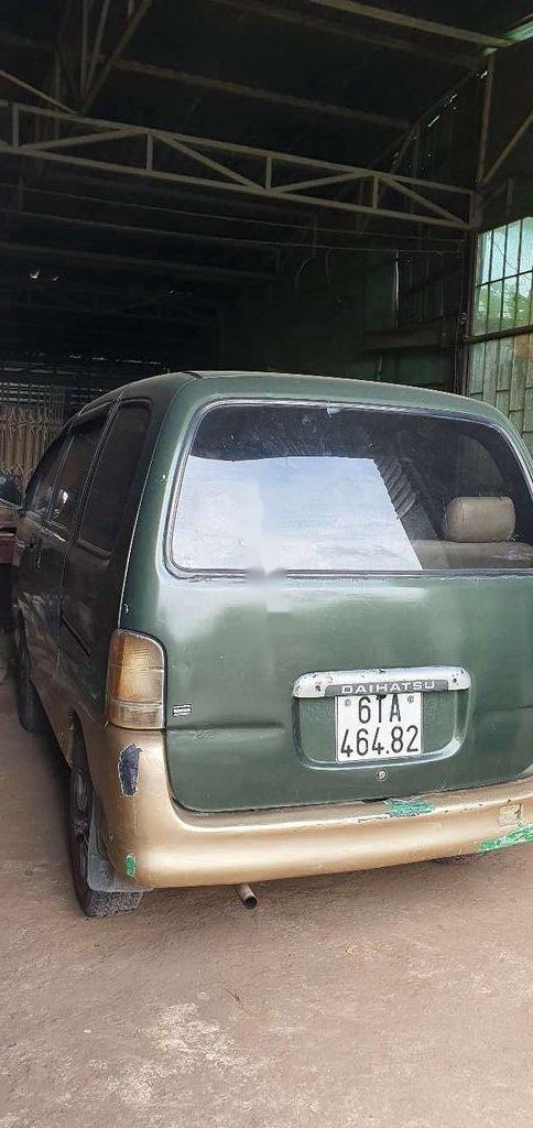 Bán Daihatsu Citivan đời 2000, xe nhập (5)