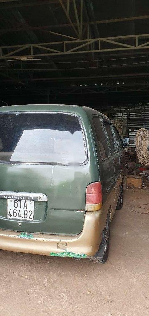 Bán Daihatsu Citivan đời 2000, xe nhập (6)