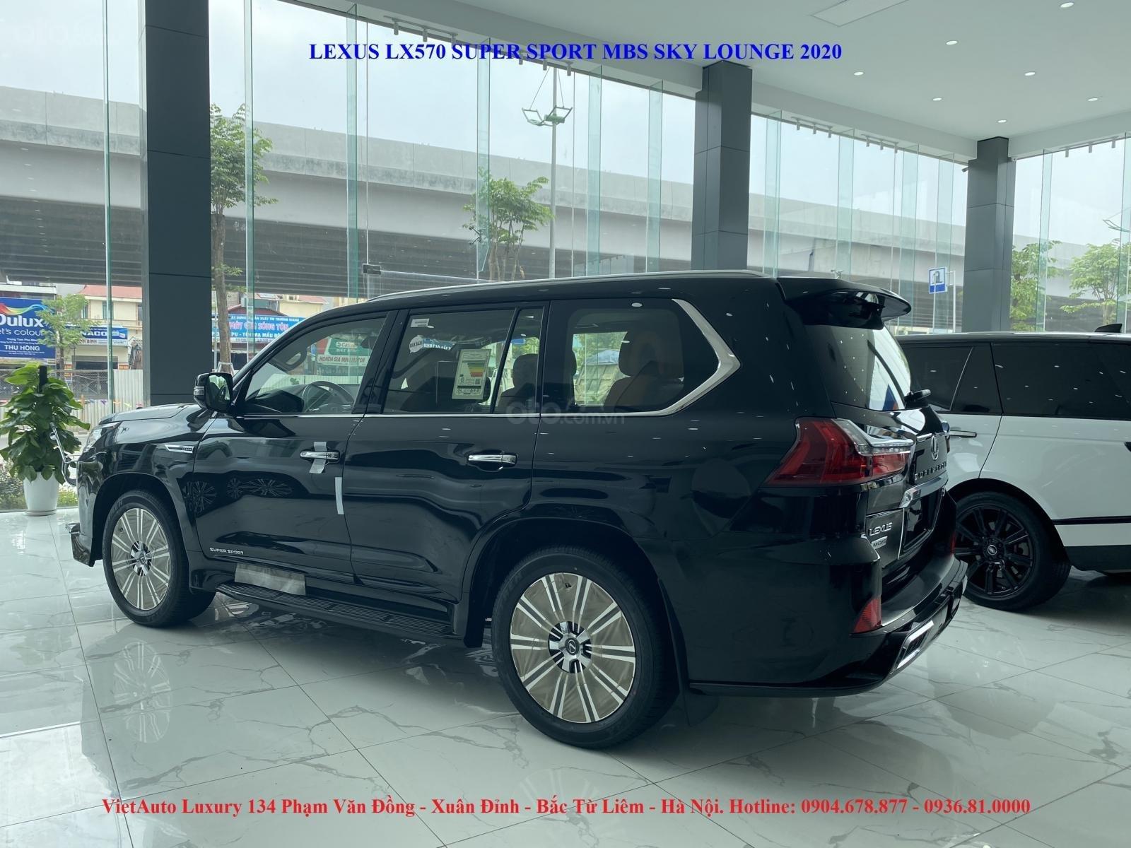 Bán Lexus LX570 Super Sport MBS bản 04 chỗ ngồi, sản xuất 2020 (14)
