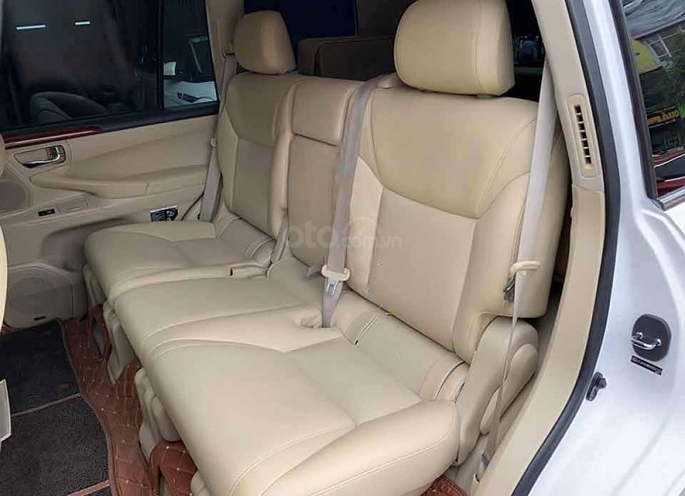 Bán xe Lexus LX năm 2007, màu trắng, nhập khẩu nguyên chiếc còn mới (2)