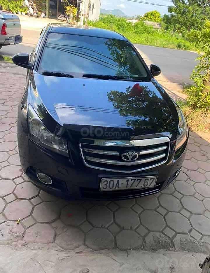 Xe Daewoo Lacetti SE đời 2010, màu đen, nhập khẩu còn mới  (1)