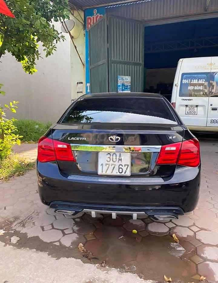 Xe Daewoo Lacetti SE đời 2010, màu đen, nhập khẩu còn mới  (5)