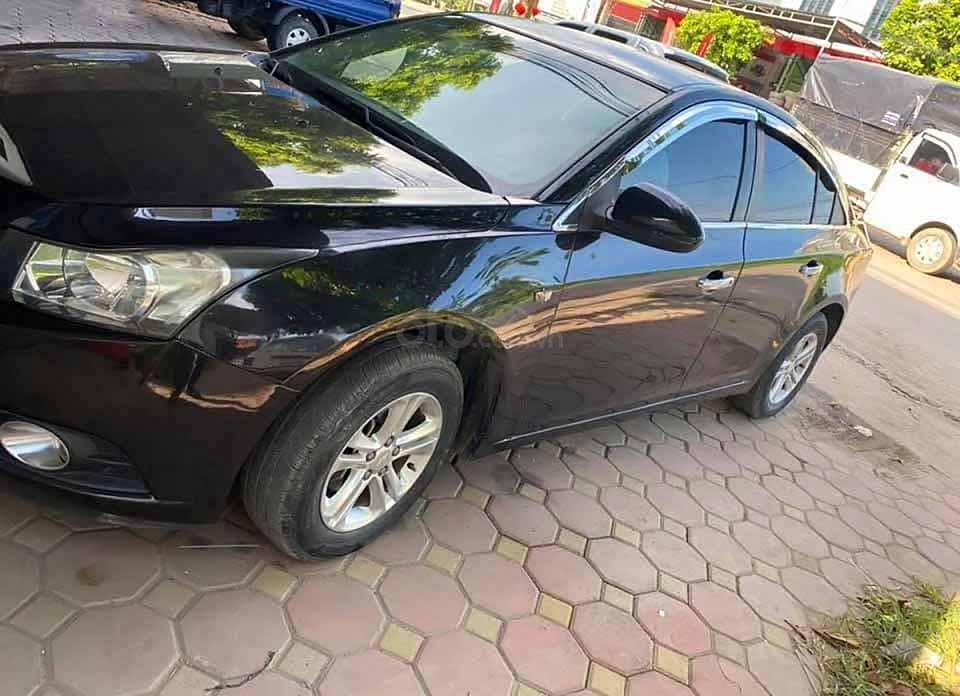 Xe Daewoo Lacetti SE đời 2010, màu đen, nhập khẩu còn mới  (2)