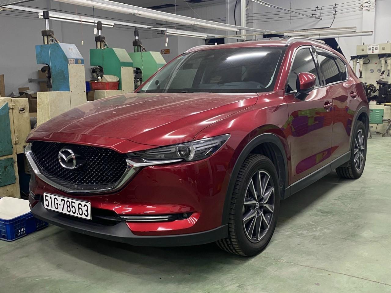 Mazda CX5 2.5AT 2019 màu đỏ siêu lướt 3.000km, zin nguyên bản như xe hãng (2)