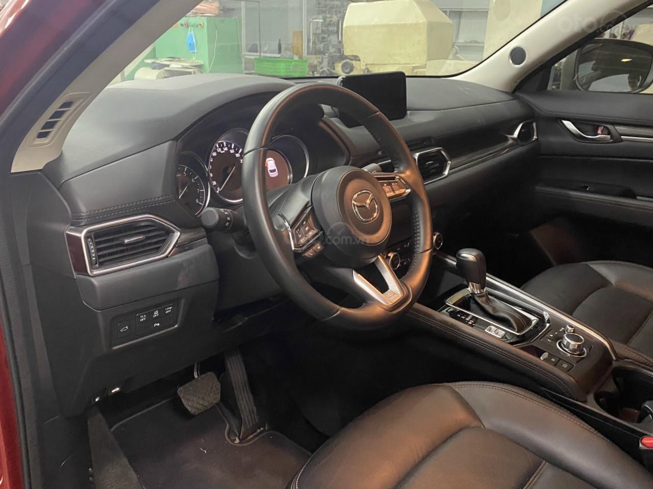 Mazda CX5 2.5AT 2019 màu đỏ siêu lướt 3.000km, zin nguyên bản như xe hãng (5)