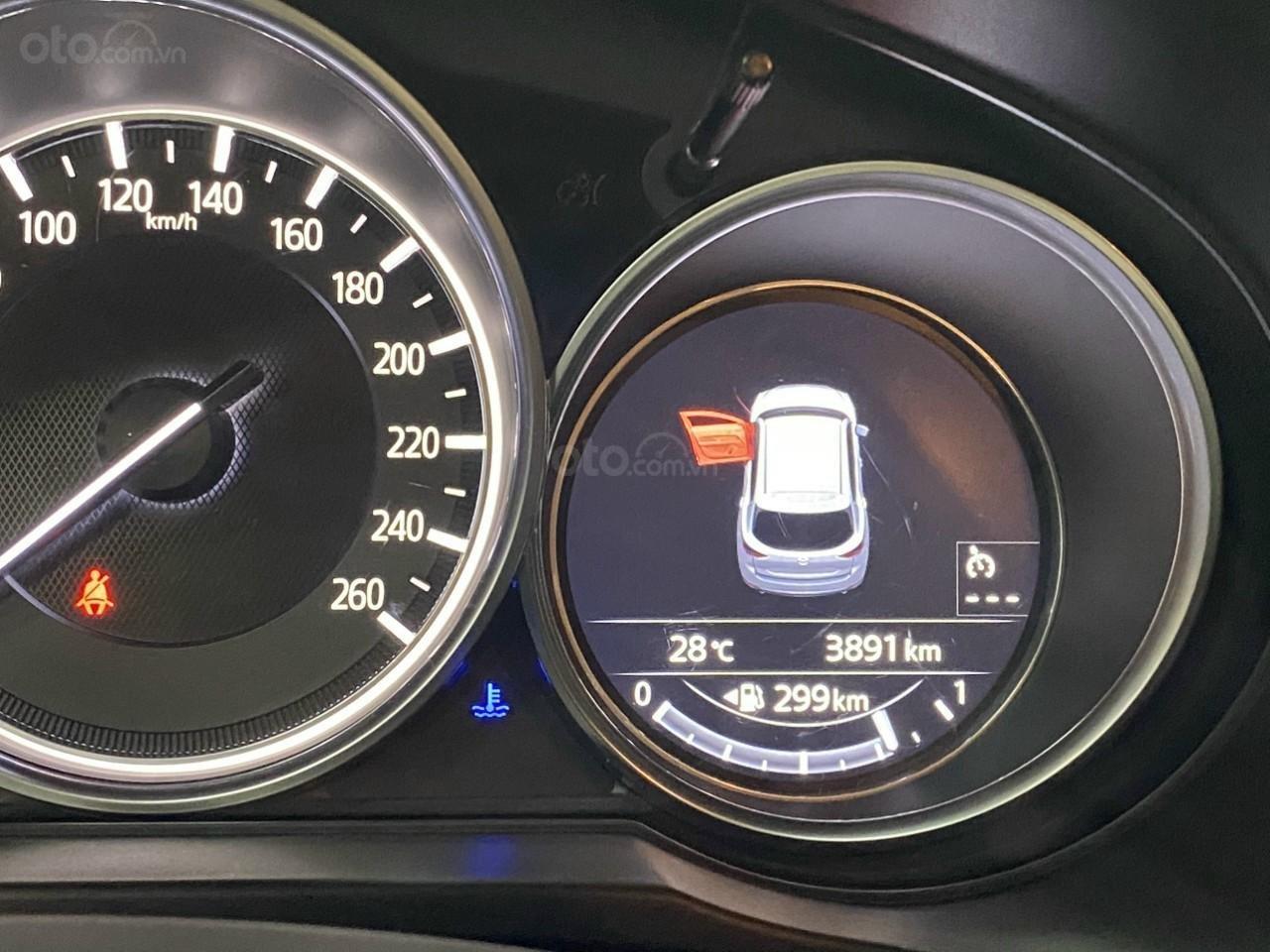 Mazda CX5 2.5AT 2019 màu đỏ siêu lướt 3.000km, zin nguyên bản như xe hãng (7)