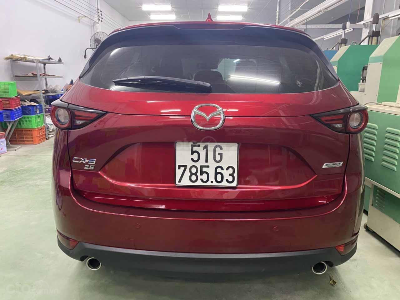 Mazda CX5 2.5AT 2019 màu đỏ siêu lướt 3.000km, zin nguyên bản như xe hãng (9)