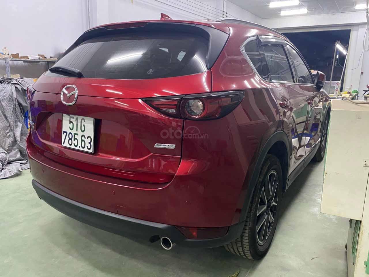 Mazda CX5 2.5AT 2019 màu đỏ siêu lướt 3.000km, zin nguyên bản như xe hãng (10)