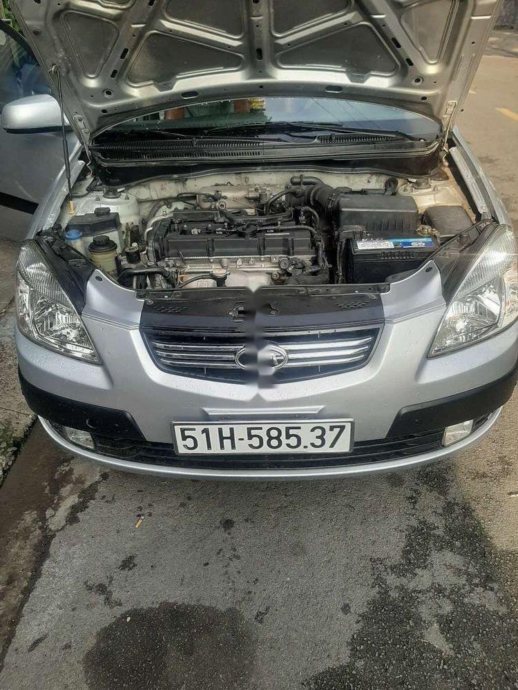 Cần bán Kia Rio sản xuất 2008, xe nhập, một đời chủ duy nhất, động cơ ổn định  (11)
