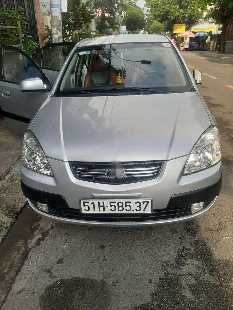 Cần bán Kia Rio sản xuất 2008, xe nhập, một đời chủ duy nhất, động cơ ổn định  (1)