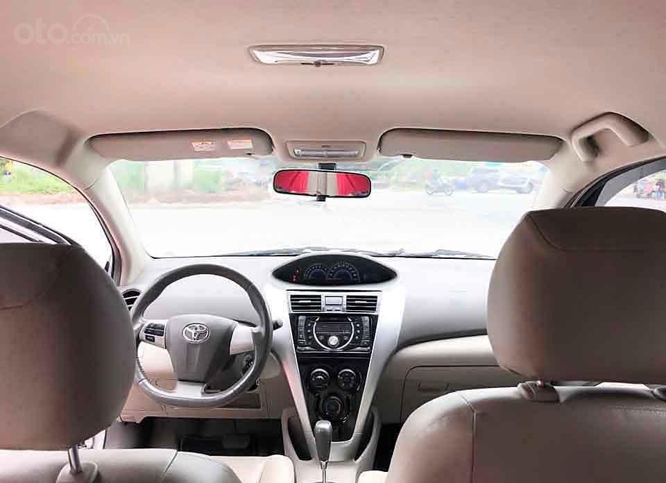 Cần bán Toyota Vios 1.5G sản xuất 2012, màu bạc còn mới  (5)