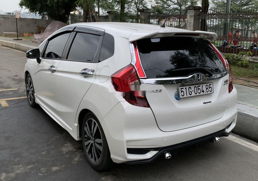 Bán Honda Jazz 2018, màu trắng, xe nhập xe gia đình, 520tr (3)