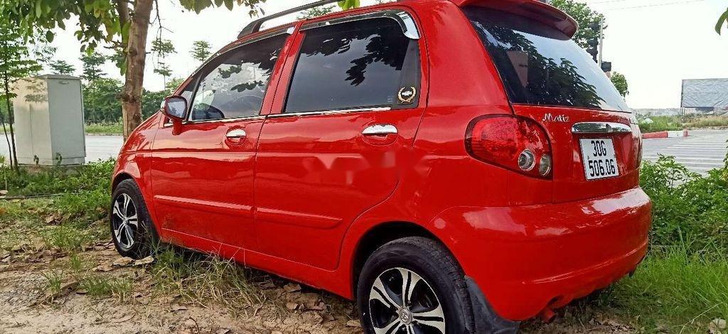 Cần bán Daewoo Lacetti sản xuất 2008, màu đỏ, 78tr (2)