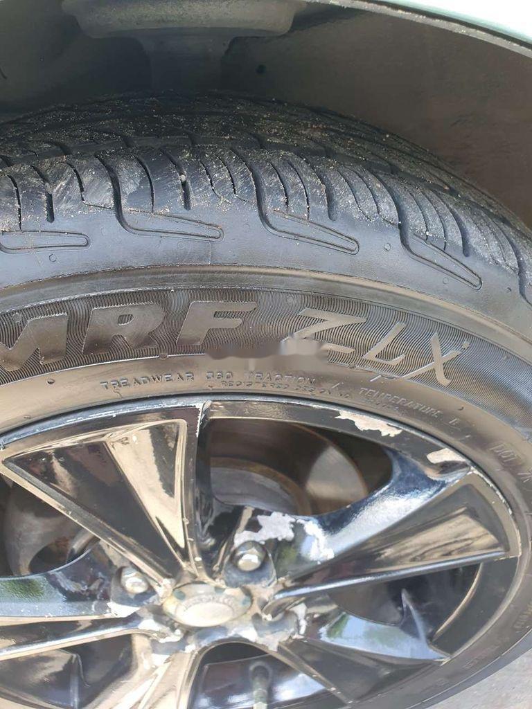 Xe Chevrolet Spark sản xuất 2011, màu xanh lam, nhập khẩu nguyên chiếc còn mới, giá chỉ 164 triệu (6)