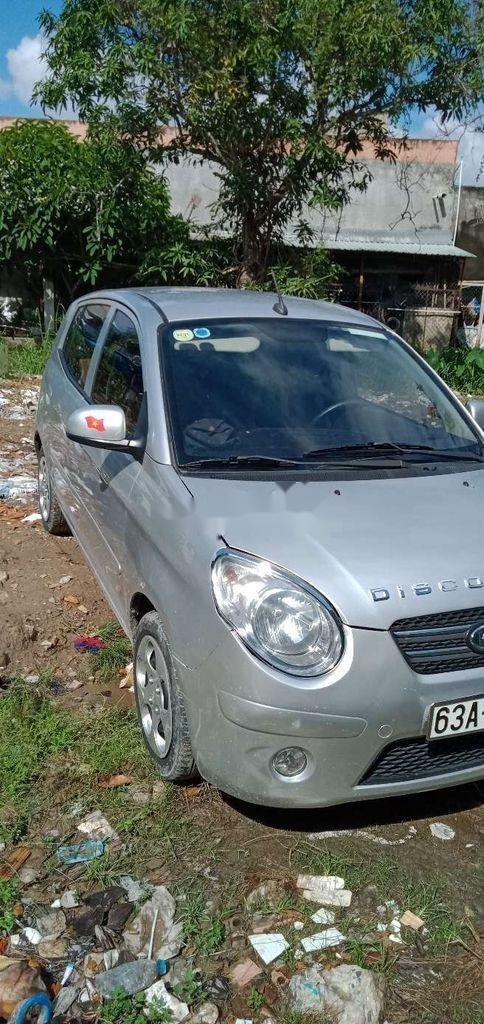 Bán xe Kia Morning sản xuất 2011, màu bạc, giá chỉ 158 triệu (3)