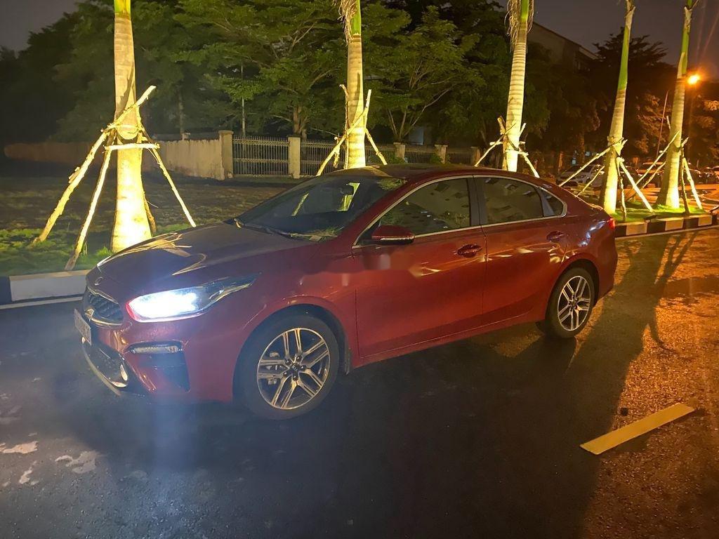 Bán xe Kia Cerato đời 2019, màu đỏ còn mới giá cạnh tranh (3)