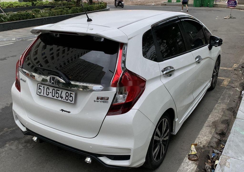 Bán Honda Jazz 2018, màu trắng, xe nhập xe gia đình, 520tr (4)