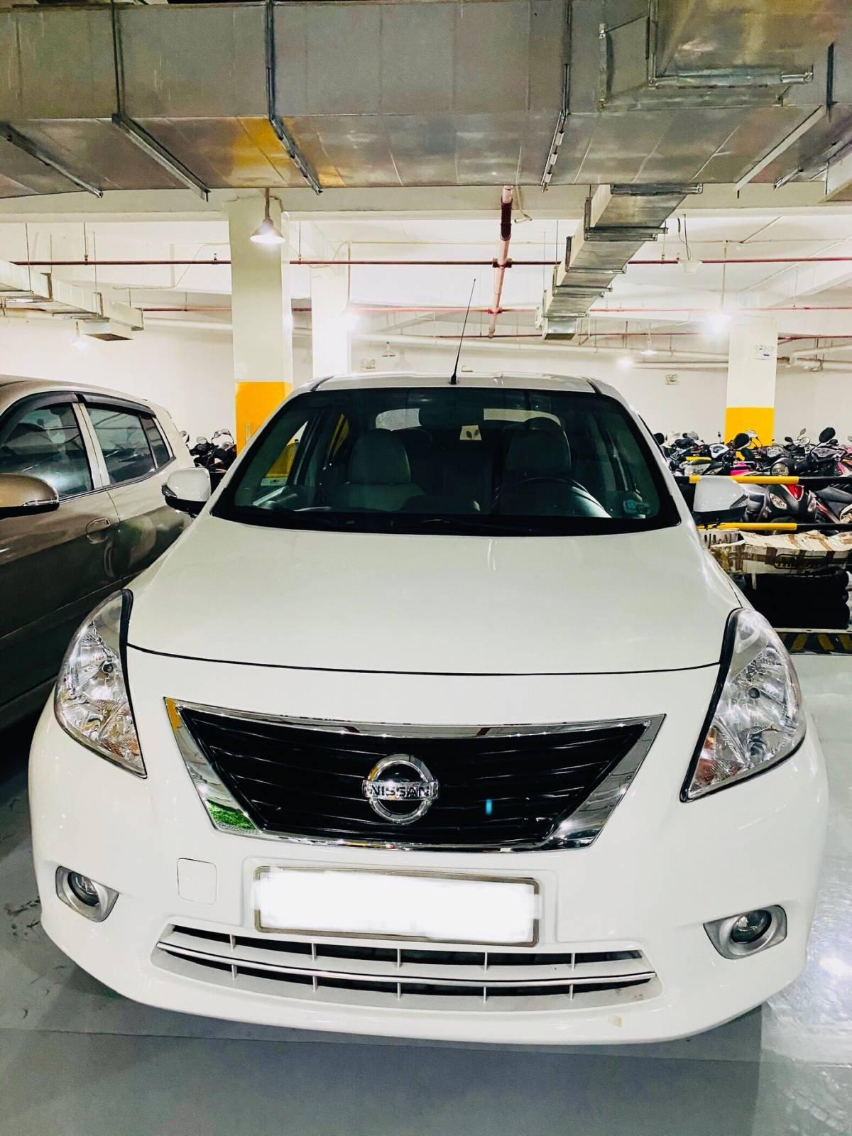 Bán Nissan Sunny XV đời 2015, màu trắng, giá chỉ 299 triệu (3)