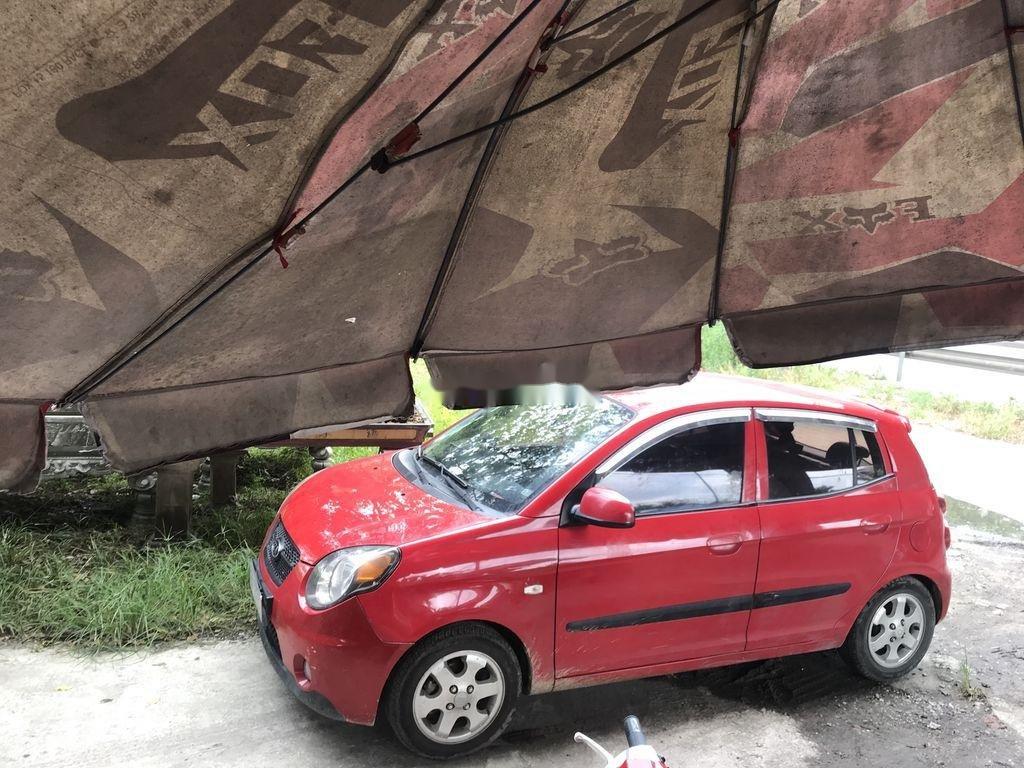Bán Kia Morning đời 2009, màu đỏ, nhập khẩu nguyên chiếc, giá chỉ 168 triệu (2)