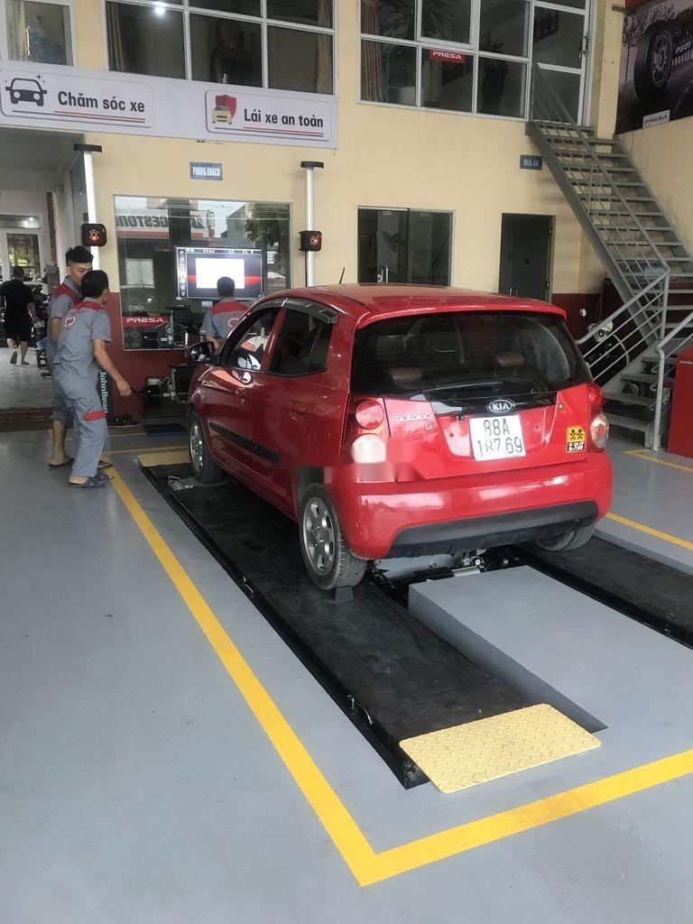 Bán Kia Morning đời 2009, màu đỏ, nhập khẩu nguyên chiếc, giá chỉ 168 triệu (1)
