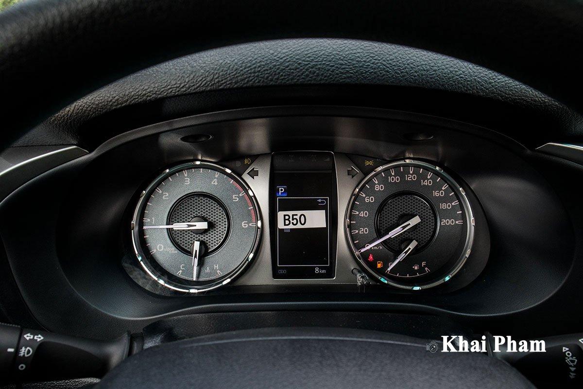 Ảnh Đồng hồ xe Toyota Hilux 2020