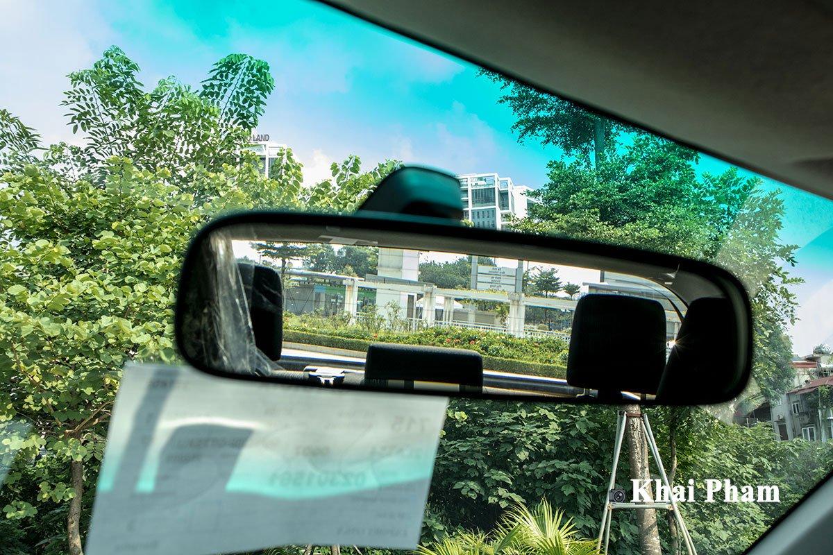 Ảnh Gương chống chói xe Toyota Hilux 2020