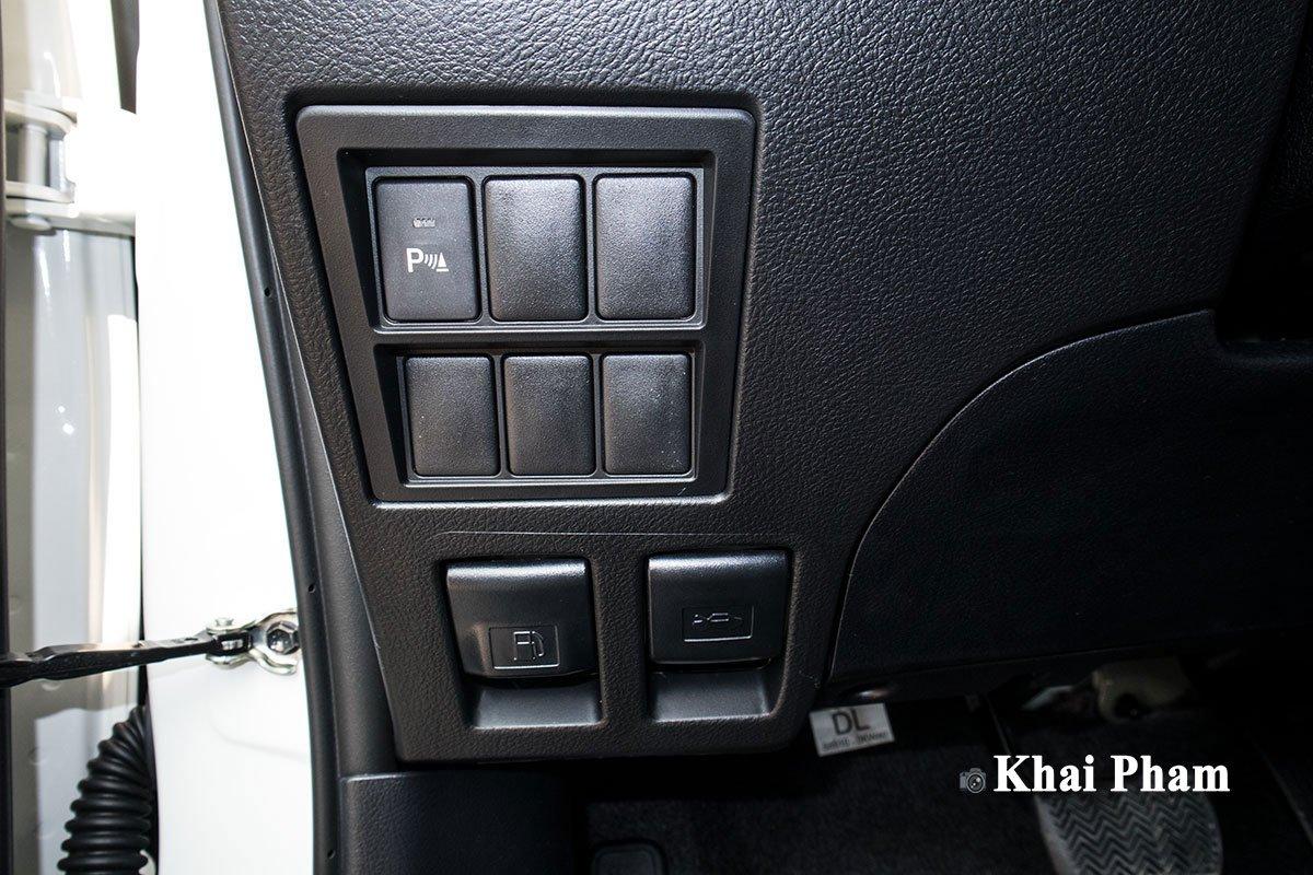 Ảnh An toàn xe Toyota Hilux 2020