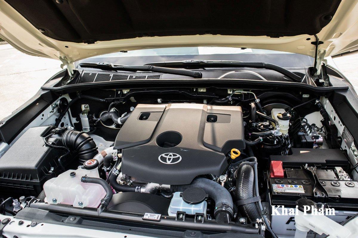 Ảnh Động cơ xe Toyota Hilux 2020