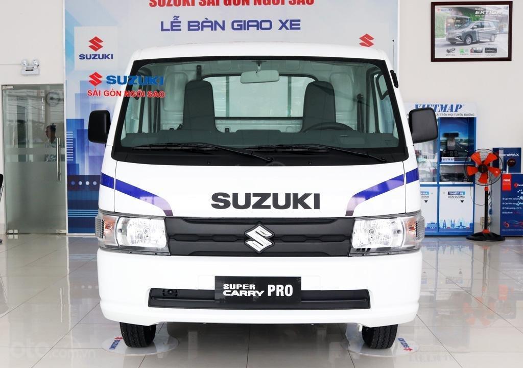 Bán Suzuki Carry Pro 2020, giá chỉ 310 triệu, trả góp chỉ 95 triệu đồng nhận xe (1)