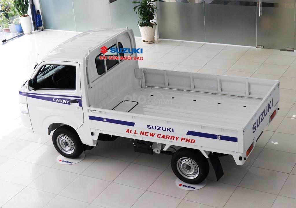Bán Suzuki Carry Pro 2020, giá chỉ 310 triệu, trả góp chỉ 95 triệu đồng nhận xe (2)