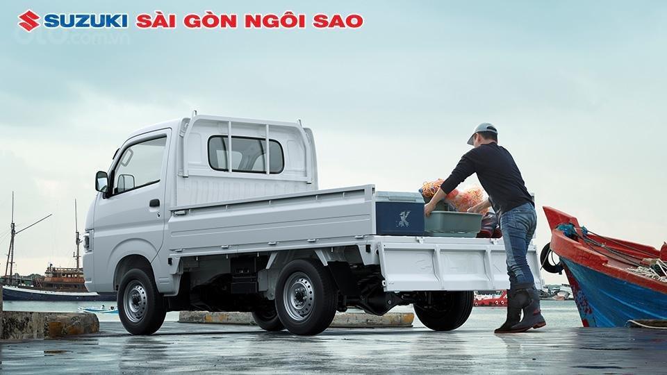 Bán Suzuki Carry Pro 2020, giá chỉ 310 triệu, trả góp chỉ 95 triệu đồng nhận xe (3)