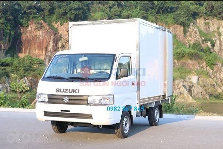 Bán Suzuki Carry Pro 2020, giá chỉ 310 triệu, trả góp chỉ 95 triệu đồng nhận xe (5)