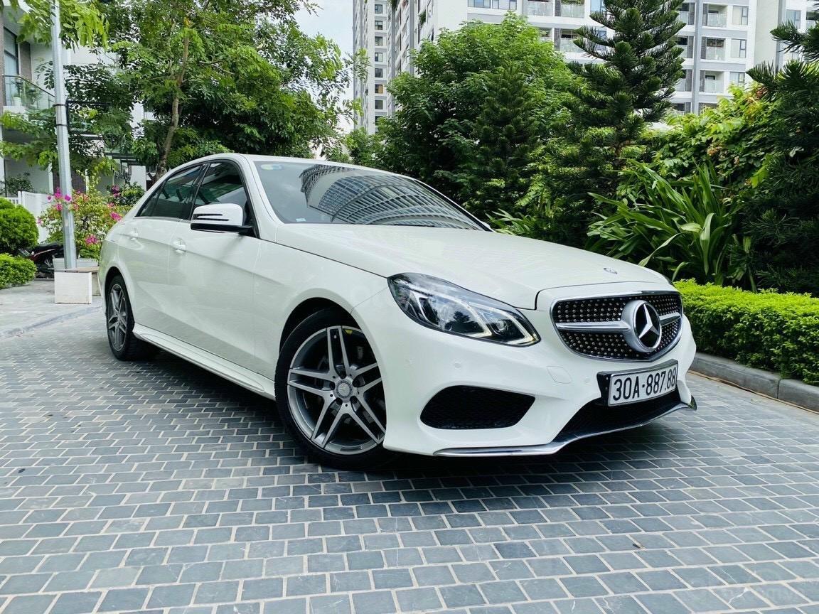 Mercedes E250 AMG 2015 1 chủ từ đầu (2)