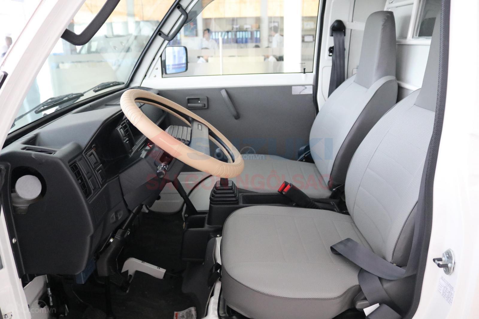 Cần bán xe Suzuki Blind Van sản xuất năm 2020 lưu thông giờ cao điểm. Khuyến mãi lớn 10Tr tiền mặt (6)
