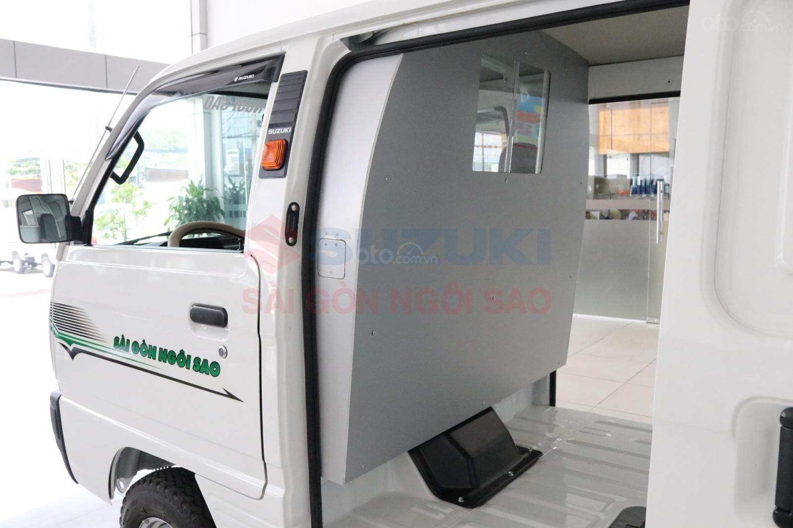 Cần bán xe Suzuki Blind Van sản xuất năm 2020 lưu thông giờ cao điểm. Khuyến mãi lớn 10Tr tiền mặt (9)