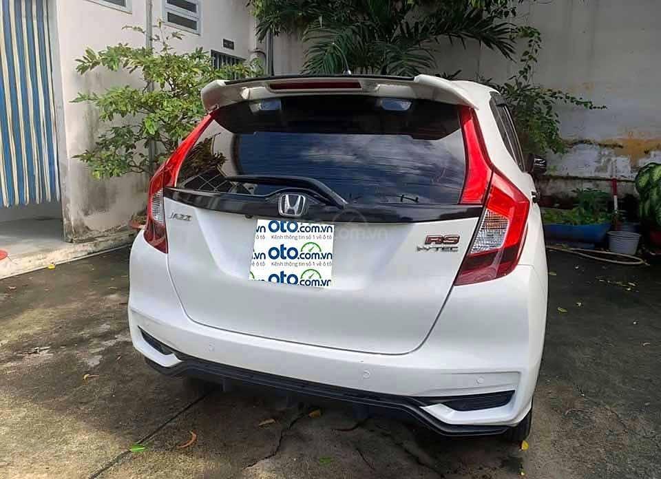 Bán Honda Jazz sản xuất năm 2018, màu trắng, nhập khẩu  (4)