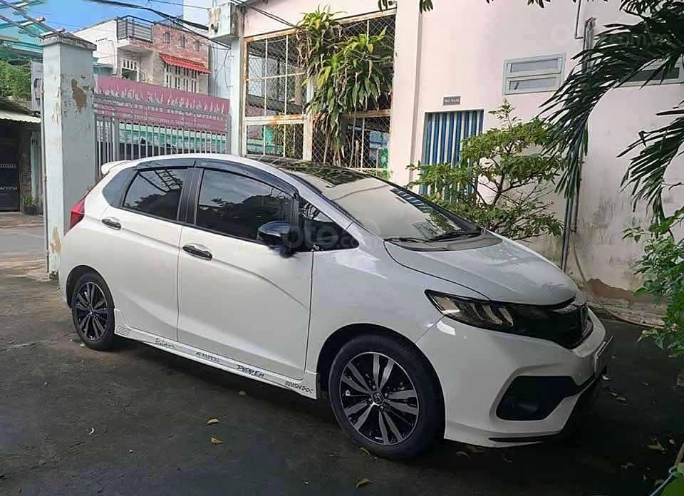 Bán Honda Jazz sản xuất năm 2018, màu trắng, nhập khẩu  (1)