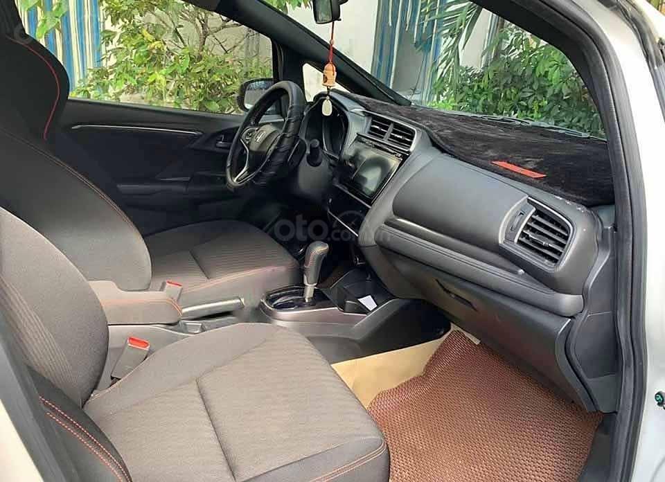 Bán Honda Jazz sản xuất năm 2018, màu trắng, nhập khẩu  (2)