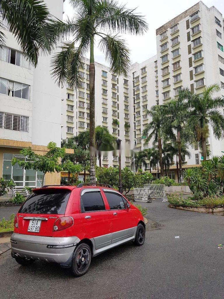 Bán ô tô Daewoo Matiz đời 2005, màu đỏ, nhập khẩu nguyên chiếc còn mới, giá 130tr (1)