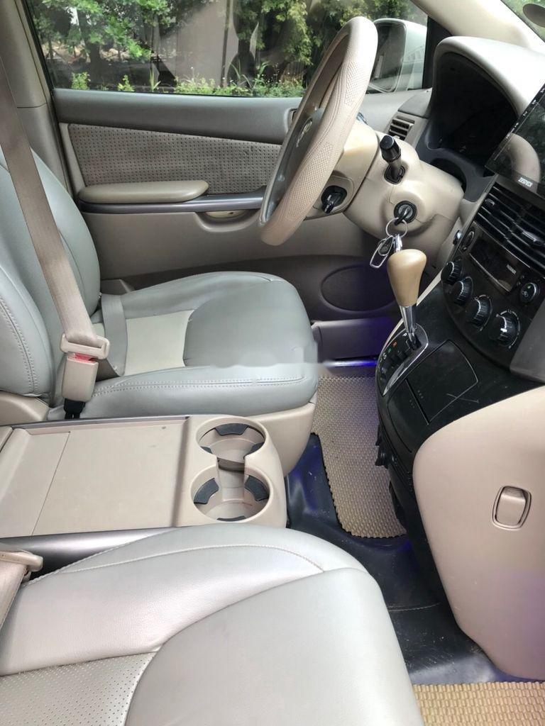 Xe Toyota Sienna đời 2006, màu trắng, nhập khẩu nguyên chiếc còn mới (4)