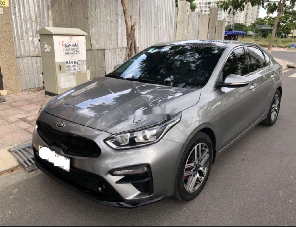 Cần bán xe Kia Cerato năm 2019, màu xám, nhập khẩu  (3)